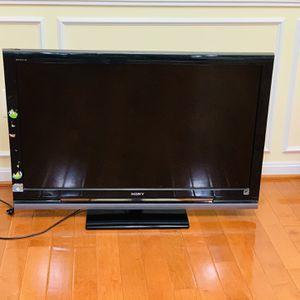 Sony Bravia lCD 40 Inches Digital Tv for Sale in Herndon, VA