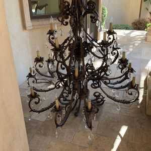Chandelier lamp for Sale in Upland, CA