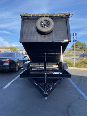***New***Dump Trailer 8x12x4 for Sale in Pomona, CA