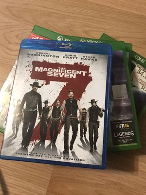 Magnificent seven Movie for Sale in Salisbury, MD
