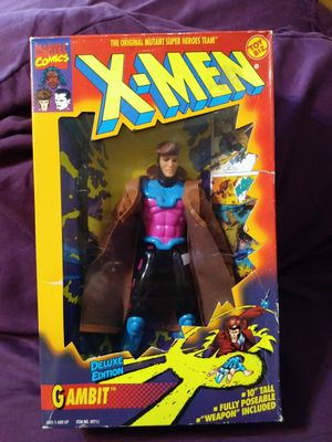 X-Men 10 Inch Gambit Action Figure NIB for Sale in Tacoma, WA