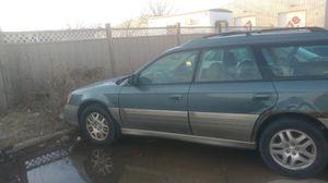 01 Subaru outback for Sale in Urbandale, IA