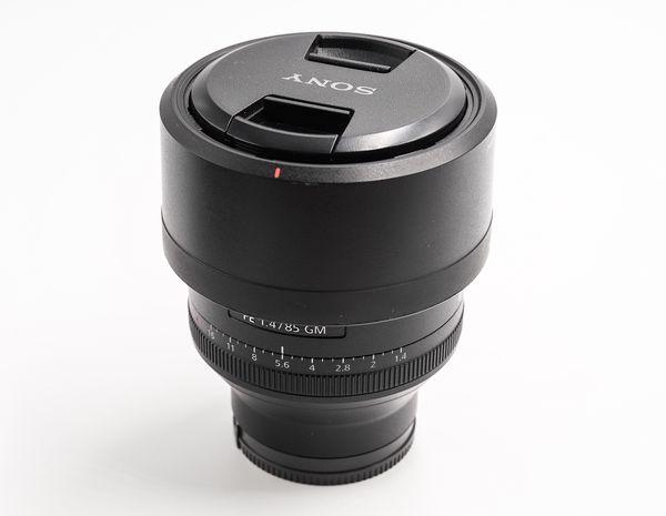 Sony 85mm F1.4 GM Mirrorless Camera Lens