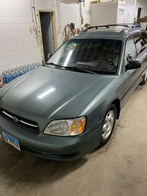 2002 Subaru Legacy for Sale in Naperville, IL