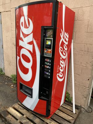 Coke machine for Sale in North Haven, CT