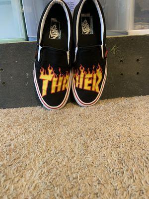 Thrasher X vans collabs for Sale in Springdale, AR