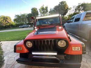 1997 Jeep Wrangler TJ for Sale in Lake Worth, FL