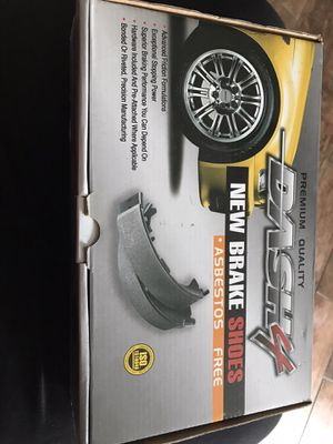 Brake shoes DASH4 for Sale in Los Angeles, CA