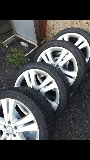 18 Inch Mercedes Benz Rims for Sale in Landover, MD