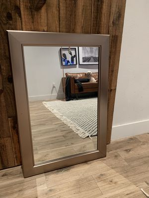 Contemporary Wall Mirror for Sale in Pembroke Pines, FL