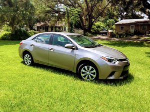 2016 Toyota Corolla, 96k miles All Work Perfect ❇ Looks New Backup Camera ❇ Bluetooth ⭐HABLAMOS ESPAÑOL⭐ for Sale in Lakeland, FL