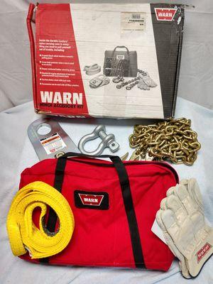 WARN winch recovery kit for Sale in Cumming, GA