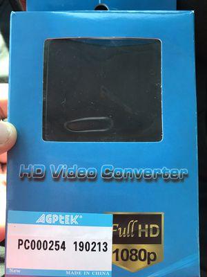 Video converter-12$ brand new for Sale in Tempe, AZ