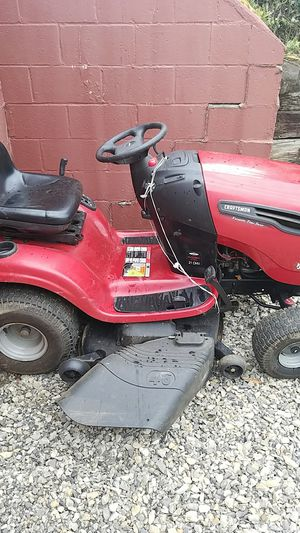 Ys 4500 Craftsman riding mower for Sale in Quaker City, OH