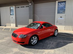 2004 AUDI TT QUATTRO TURBO COUPE 5V AUTO WITH 225HP, 64K ORIGINAL MILES, 2 PRIOR OWNERS, CLEAN CARFAX AND TITLE. PHOTOS SPEAK FOR THEMSELVES. THIS for Sale in Phoenix, AZ