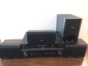 Pioneer A/V Multi Channel Receiver for Sale in Miami, FL