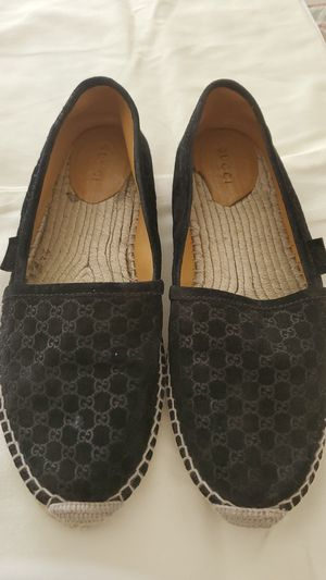 Gucci Espadrille flat shoes for Sale in Poway, CA