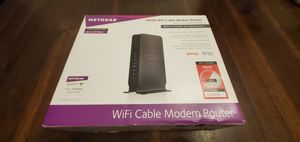 Netgear WiFi Cable Modem Router for Sale in Tamarac, FL