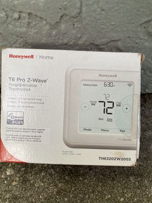 Honeywell thermostat 👌😍 for Sale in Tampa, FL