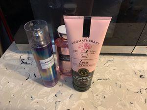 Bath & body works lotion & spray for Sale in Long Beach, CA