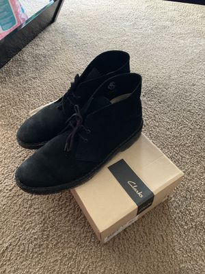 Clarks boots size 11.5 for Sale in Torrance, CA