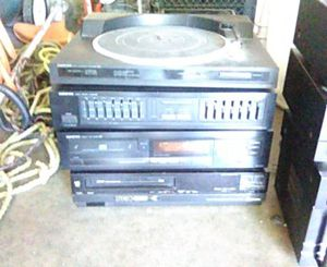 Onkyo stereo system for Sale in South Gate, CA