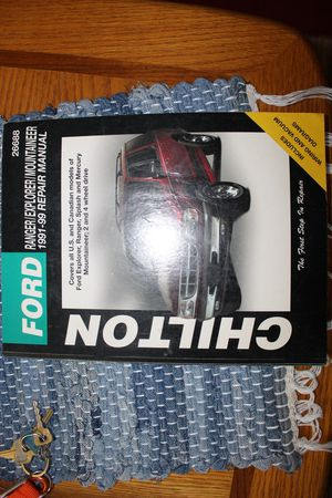 91-99 ranger manual for Sale in Dellwood, MN