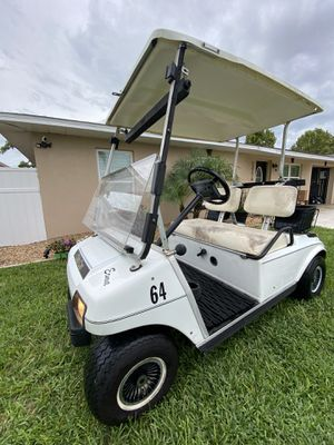 Club car ds electric golf cart cheap buggy camping camper rv trailer cruiser for Sale in Leesburg, FL