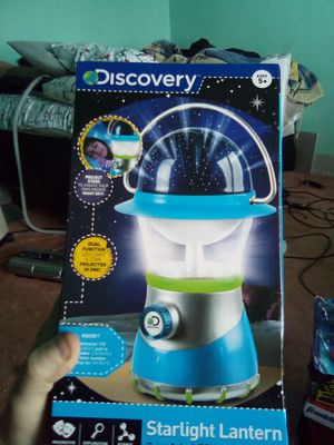 Great for Easter Discovery's starlight lantern for Sale in Hannibal, MO