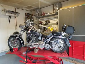 1997 custom fatboy for Sale in UT, US