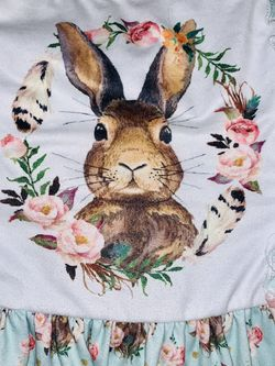 Peter Rabbit 🐇 Easter Dress 4T for Sale in Fort Worth,  TX