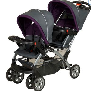 Baby Trend Sit And Stand Double Stroller for Sale in Woodstock, GA