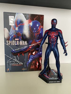 Spider-Man 2099 Hot Toys for Sale in Paramount, CA