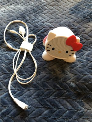 iHome Hello Kitty Bluetooth Mini Speaker for Sale in Cheshire, CT