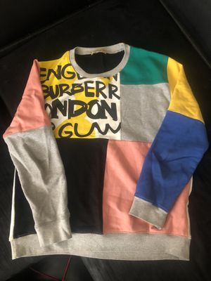 Men's Burberry Sweater for Sale in Washington, DC