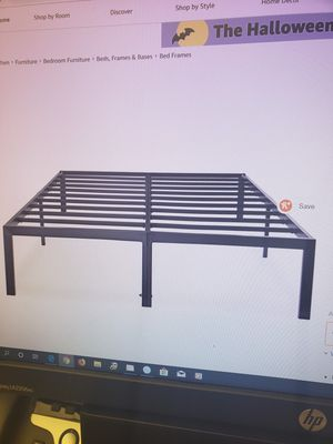 Platform Beds NEW IN BOXES. KING QUEEN FULL for Sale in Phoenix, AZ