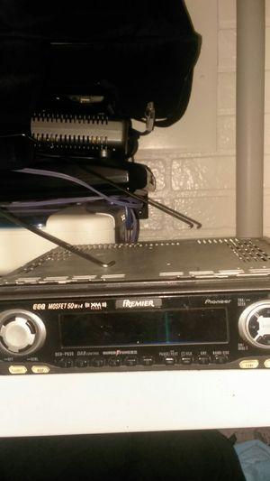 Pioneer Premier car audio unit for Sale in Seattle, WA