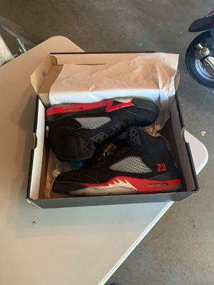 Jordan 5 top 3 size 12 for Sale in INVER GROVE, MN