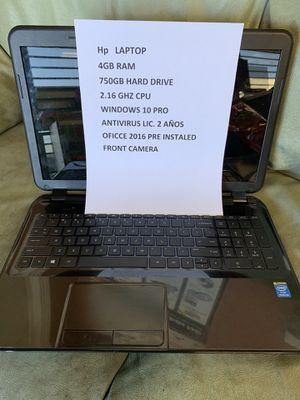 HP Laptop for Sale in Corona, CA