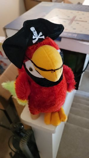 Parrot Stuffed Animal for Sale in Laguna Niguel, CA