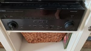 Yamaha home theater receiver 4k HDMI wifi bluetooth Klipsch for Sale in San Diego, CA