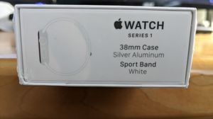 Apple watch series 1 (38mm) Silver aluminum case with white sport band. Unopened. Brand new. for Sale in Huntington Beach, CA