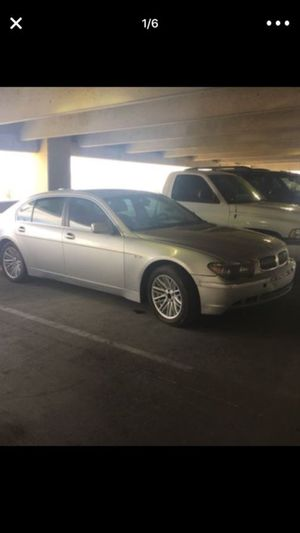 2004 BMW 745LI needs a new home for Sale in Las Vegas, NV