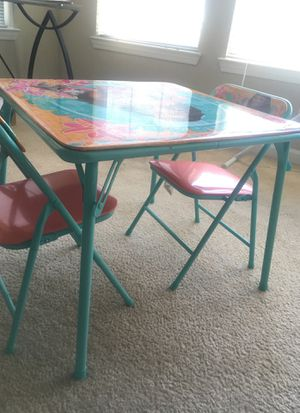 Moana Disney activity table playset for Sale in Kennesaw, GA
