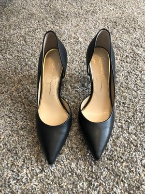Jessica Simpson Claudette heels size 6 for Sale in Spring, TX