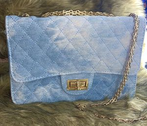 Denim crossbody for Sale in Fremont, CA