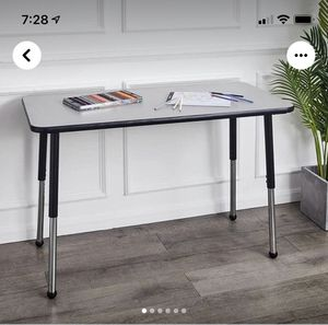 Kids Adjustable Height Desk/table with whiteboard for Sale in Bakersfield, CA