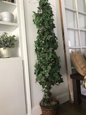 Topiary artificial tree plant big huge for Sale in Lodi, CA