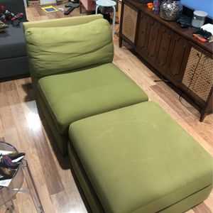 Crate & Barrel Chair for Sale in Hightstown, NJ