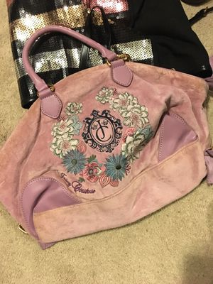 Juicy Couture Bag (Pink) for Sale in Washington, DC